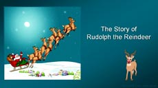 Rudolph the Reindeer story